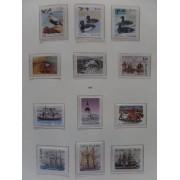 Colección Collection Aland 1980 - 1989 MNH