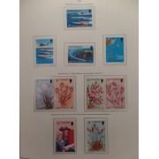 Colección Collection Guernsey 1980 - 1989 MNH