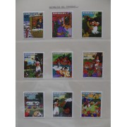 Colección Collection Año Internacional del Niño Children 1979 MNH