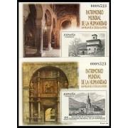 España Spain Prueba de lujo 70/71 1999 Monasterio Yuso y Suso Patrimonio