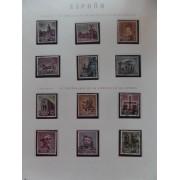 Colección Collection España Spain 1937 - 2001 Sellos Usados