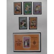Colección Collection 25 Aniversario Coronación Isabel II Jubilee MNH
