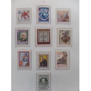 Colección Colletion Austria 1980 - 1989