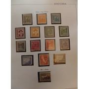 Colección Collection Andorra Española 1948 - 2003 MNH
