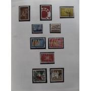 Colección Collection Mundial H - S 4700 sellos