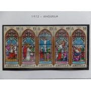 Colección Collection Pascua Religión 1968 - 1977 MNH