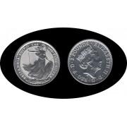 Britania Britannia 2017 1 oz onza plata Liberty Plata Silver