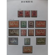 Colección Collection Correo Aéreo Mundial A - Z