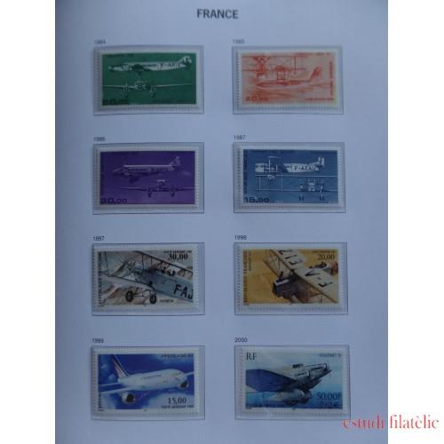 Colección Collection Francia 1862 - 1985