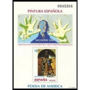 España Spain Prueba de lujo 32 1994 Dalí 94