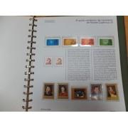 Colección Collection Los sellos más bellos del mundo Polonia Checoslovaquia
