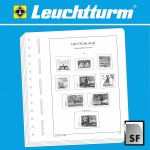Leuchtturm 338375 LH Preprints Slovakia 32SQ 1939-1945 SF