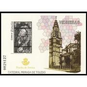 España Spain Prueba de lujo  85 2004 Vidrieras Toledo 2004