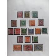 Colección Collection Estados Alemanes Germany States Reich