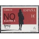 Upaep España 2015 No a la trata MNH