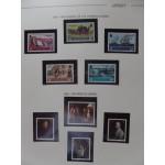 Colección Collection Países Mundiales 1980 1984 22 países MNH