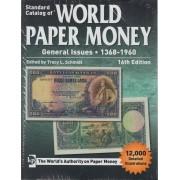 Catálogo billetes del mundo Catalog of word paper money 1368 - 1960 16ª ed