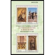 España Spain Prueba de lujo 63 1997 Edades del Hombre