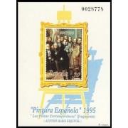 España Spain Prueba de lujo 36 1995 Esquivel Pintura 96