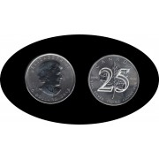 Canadá Canada Onza de plata 5 $ 2013 Maple Leaf Elisabeth II