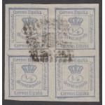 España Spain Nº 115 (115/29) 1872 Corona Real Usado