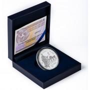 España Spain 2016 Cart Oficial Euros 10 € Plata Ag  Estuche Proof  Carlos III
