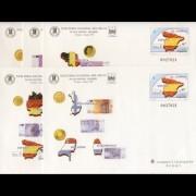 Sobres Enteros Postales 54 a/e F.N. Sello