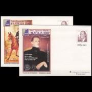 Sobres Enteros Postales 83 a/d Filatelia 2002