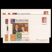 Sobres Enteros Postales 67 a/e  Filatelia 2000