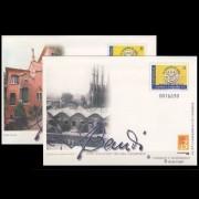 Sobres Enteros Postales 81/2  Filabarna 2002 Gaudí
