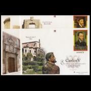 Sobres Enteros Postales 65/66 a/e Carlos V 2000