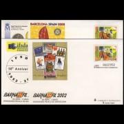 Sobres Enteros Postales 77 a/d Barnafil 2002