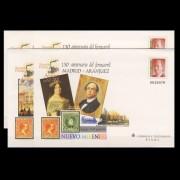 Sobres Enteros Postales 73 a/d  Aranjuez 2001