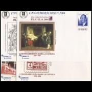 Sobres Enteros Postales 96 a/d  Filatelia 2004