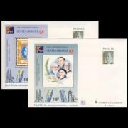 Sobres Enteros Postales 43/4  Filatelia 97
