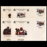 Sobres Enteros Postales 41 a/d Cómics 97 1997 41 a/d Carpanta Capitan Trueno Guerreo del Antifaz