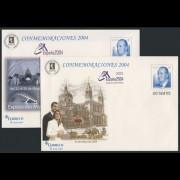 Sobres Enteros Postales 92 a/b España 2004