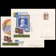 Sobres Enteros Postales 36/7 Pintura 96