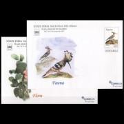 Sobres Enteros Postales 112/13 2007 XXXIX FNS Flora y fauna