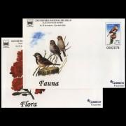 Sobres Enteros Postales 105/6 Feria del Sello 2006