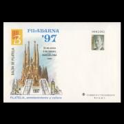 Sobres Enteros Postales 38 Filabarna 97