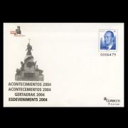 Sobres Enteros Postales 94 Exfilna  2004 Acontecimientos