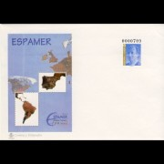 Sobres Enteros Postales 33/4 ESPAMER 96