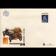 Sobres Enteros Postales 23 Filabarna 94