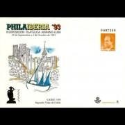 Sobres Enteros Postales 20 Philaiberia 93