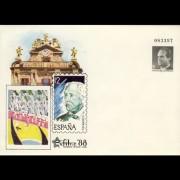 Sobres Enteros Postales 10B Exfilna 88 Pamplona