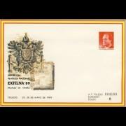 Sobres Enteros Postales 13 Exfilna 89