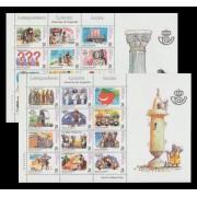 España Spain Minipliego 73/74 2000 Correspondencia Epistolar Historia