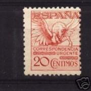 España Spain 592A 1931 Pegaso Pegasus MNH
