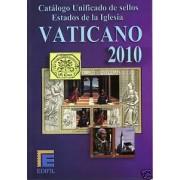 Vaticano - 2010  - Catálogo Edifil Vaticano 2010
